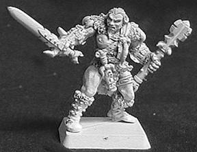 14002 Grundor Hoardtaker, Mercenery Sergeant