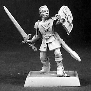 14363 Ivy Crown Skirmisher, Crusaders Grunt