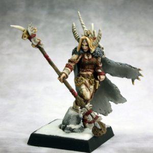 14647 Nadezhda the White, Ice Sorceress