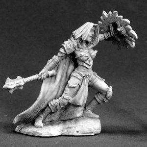 3283 Sora Goldflame, Female Cleric