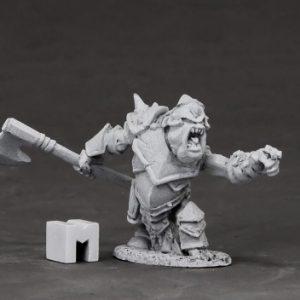 3852 Armored Goblin Boss