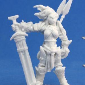 89005 Amiri, Iconic Barbarian