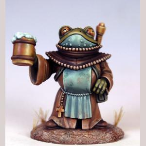 DSM7980 Friar Tuck the Toad