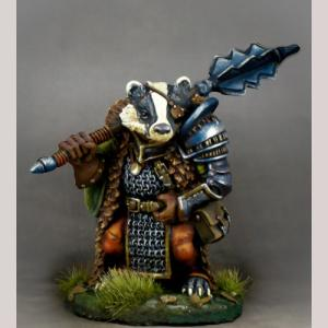 DSM7983 Frothy UK Badger