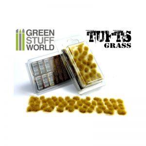 Beige Grass Tufts 6mm