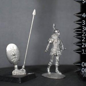 TMM8001 Wood Elf Spearman in Lameilar