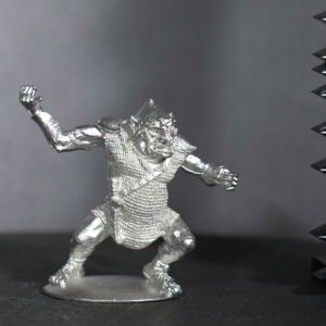 TMM88503 Heavy Goblin in Chainmail and Plate Armour