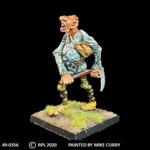 49-0356 Troll Giant with Scythe
